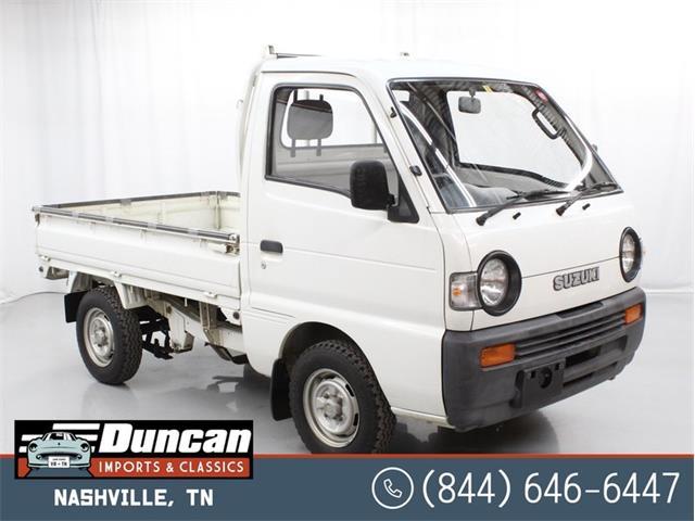 1995 Suzuki Carry (CC-1439278) for sale in Christiansburg, Virginia