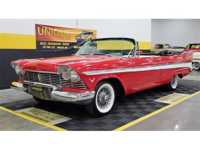 1957 Plymouth Belvedere (CC-1439295) for sale in Mankato, Minnesota