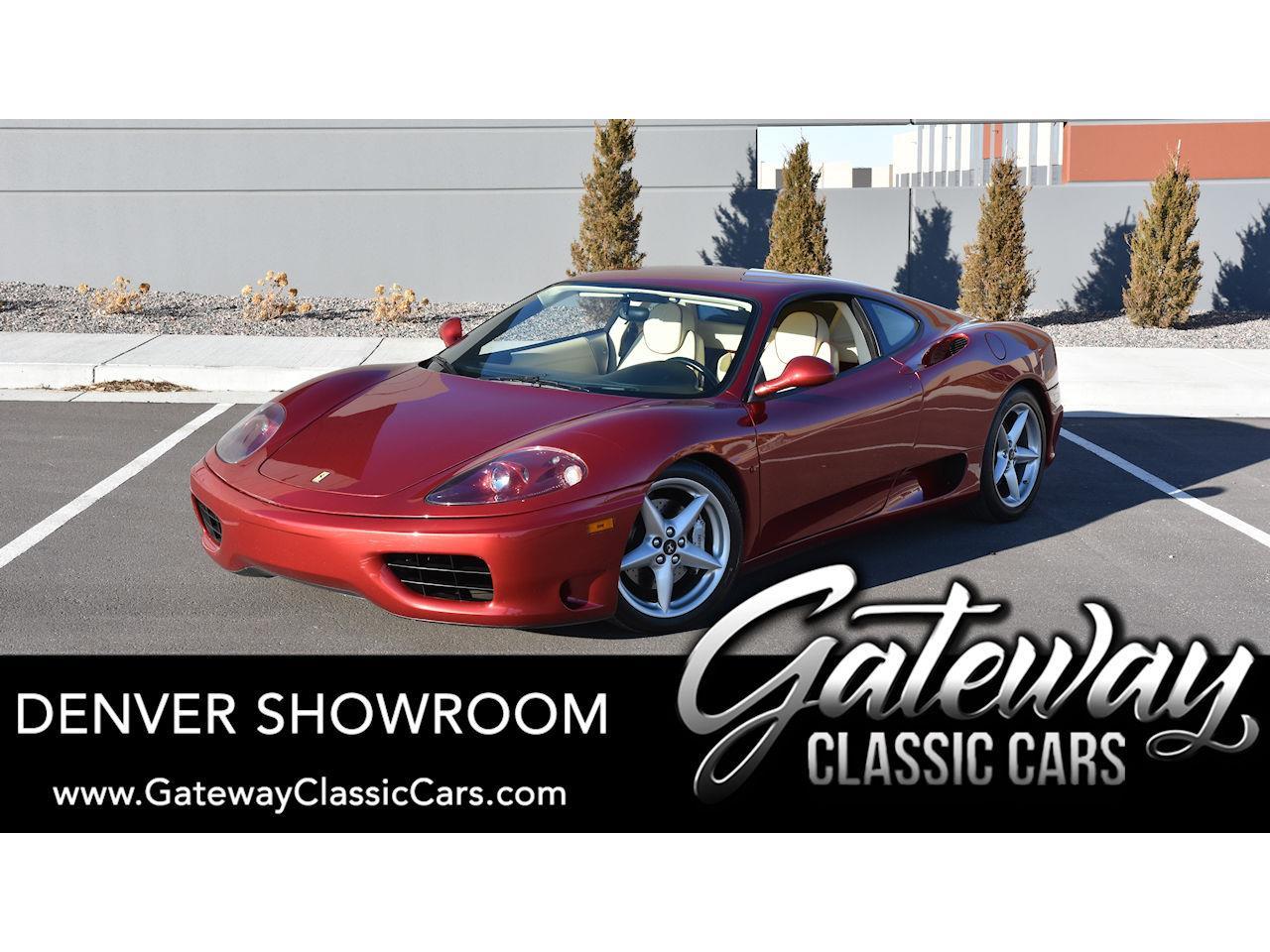 2003 Ferrari 360 (CC-1439296) for sale in O'Fallon, Illinois