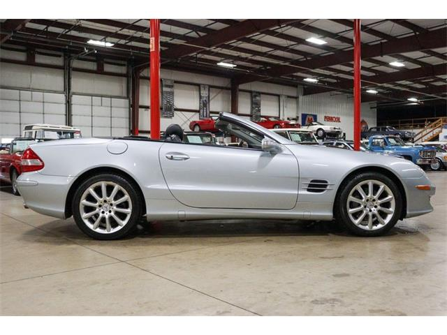 2007 Mercedes-Benz SL550 (CC-1430093) for sale in Kentwood, Michigan