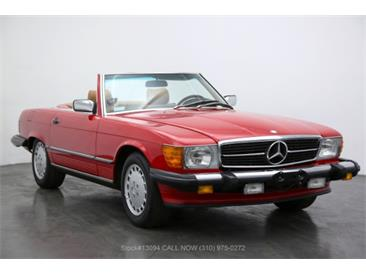 1986 Mercedes-Benz 560SL (CC-1439307) for sale in Beverly Hills, California