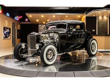 1932 Ford 3-Window Coupe (CC-1439312) for sale in Plymouth, Michigan
