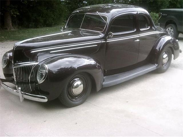1939 Ford Deluxe (CC-1439313) for sale in Cadillac, Michigan
