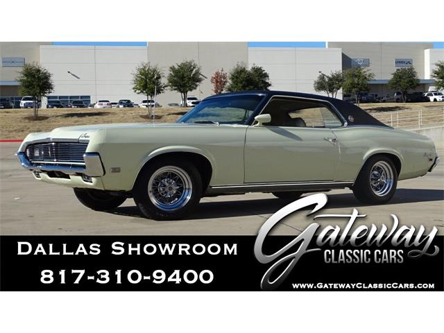 1969 Mercury Cougar (CC-1439315) for sale in O'Fallon, Illinois
