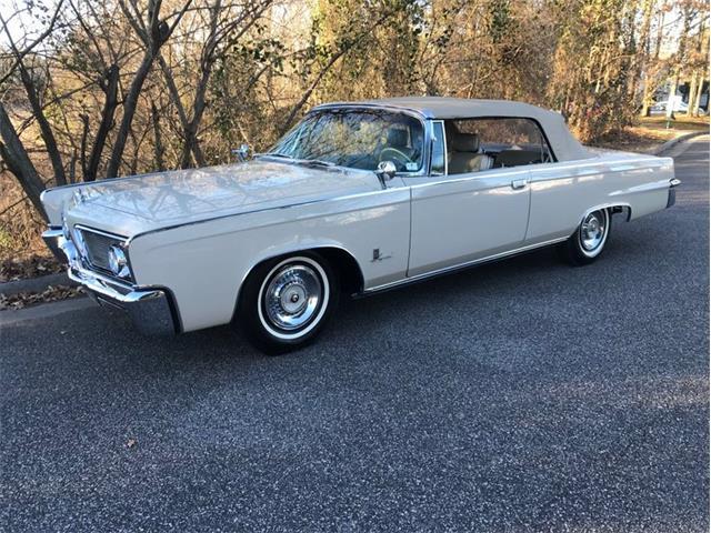 1964 Chrysler Imperial (CC-1439321) for sale in Greensboro, North Carolina
