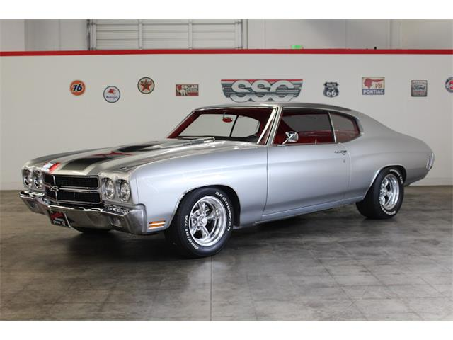 1970 Chevrolet Chevelle (CC-1439322) for sale in Fairfield, California