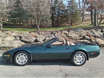 1993 Chevrolet Corvette (CC-1439323) for sale in Greensboro, North Carolina