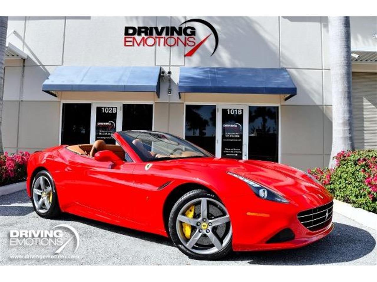 2016 Ferrari California (CC-1439332) for sale in West Palm Beach, Florida