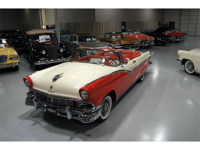 1956 Ford Fairlane (CC-1439338) for sale in Rogers, Minnesota