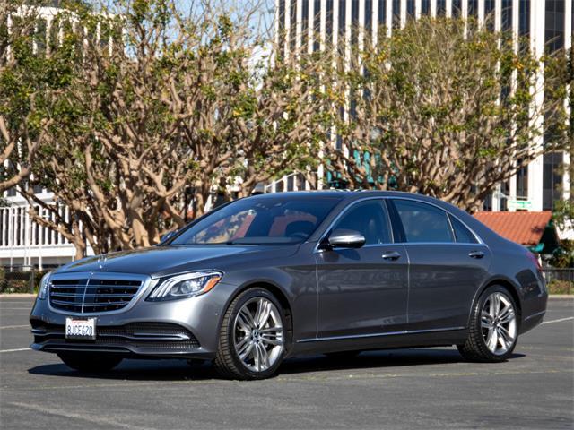 2019 Mercedes-Benz S560 (CC-1439343) for sale in Marina Del Rey, California