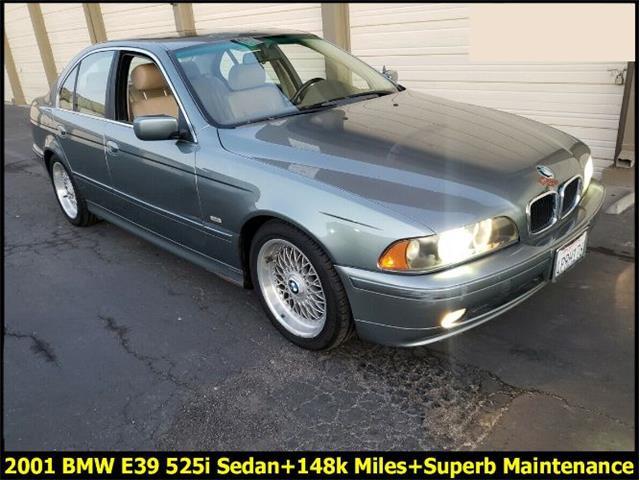 2001 BMW 325i (CC-1439354) for sale in Cadillac, Michigan