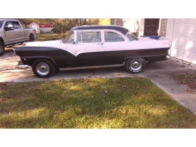 1955 Ford Fairlane (CC-1439356) for sale in Cadillac, Michigan