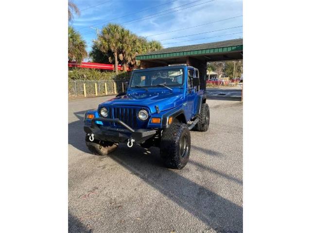 1998 Jeep Wrangler (CC-1439359) for sale in Cadillac, Michigan