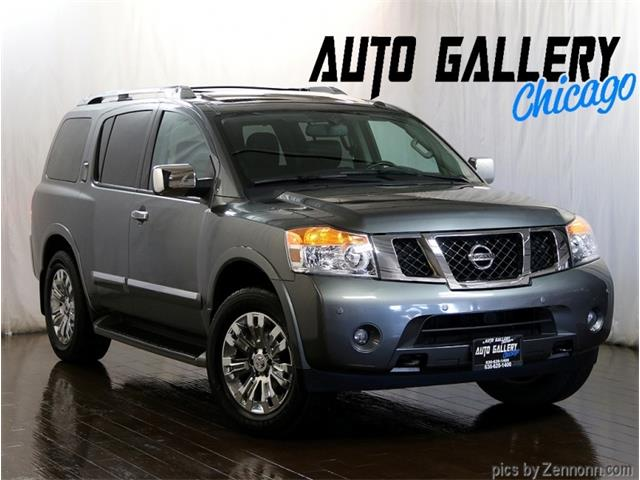 2015 Nissan Armada (CC-1439363) for sale in Addison, Illinois