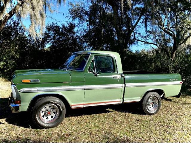 1971 Ford Ranger (CC-1439368) for sale in Cadillac, Michigan