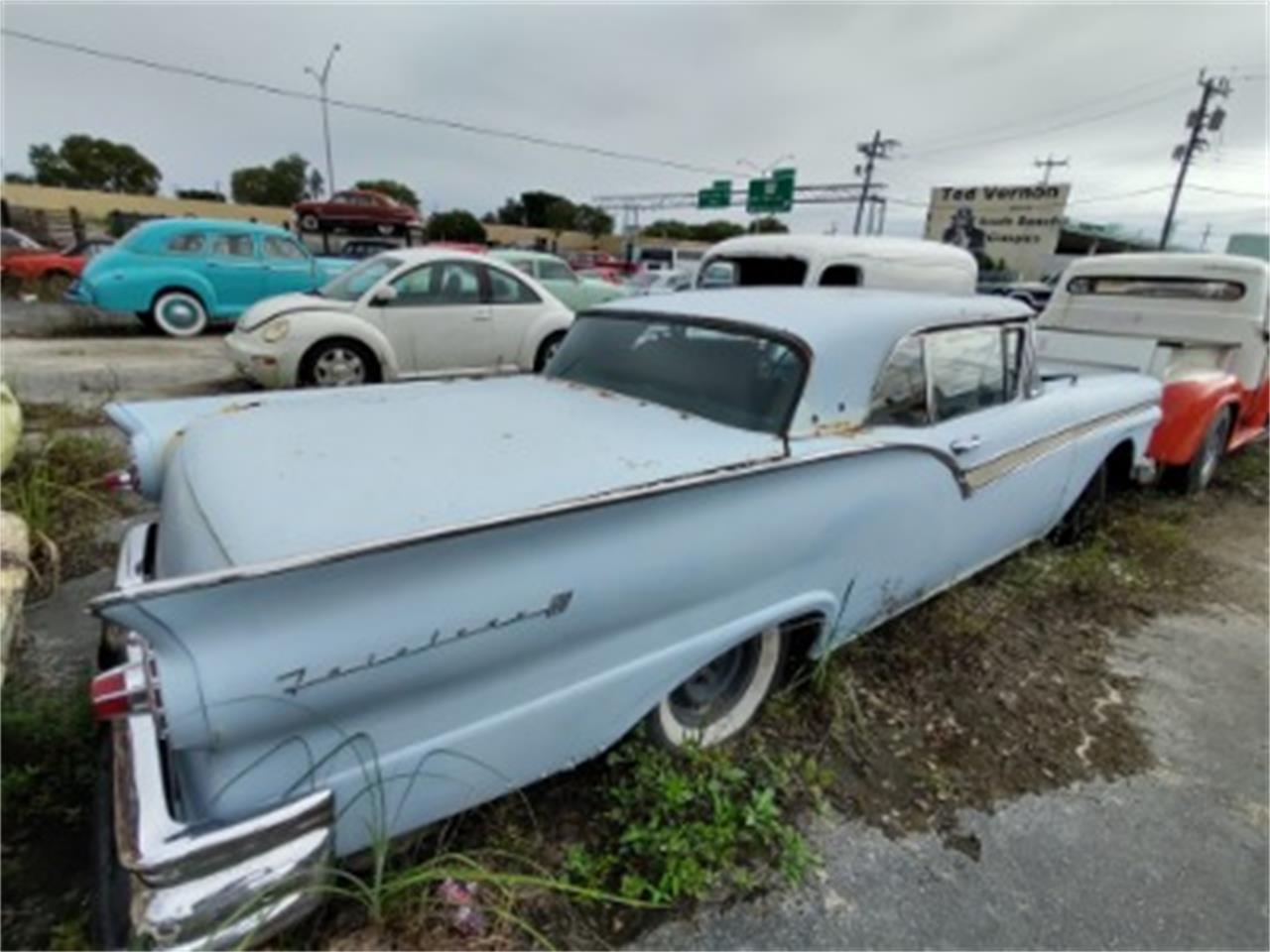1957 Ford Convertible (CC-1439370) for sale in Miami, Florida