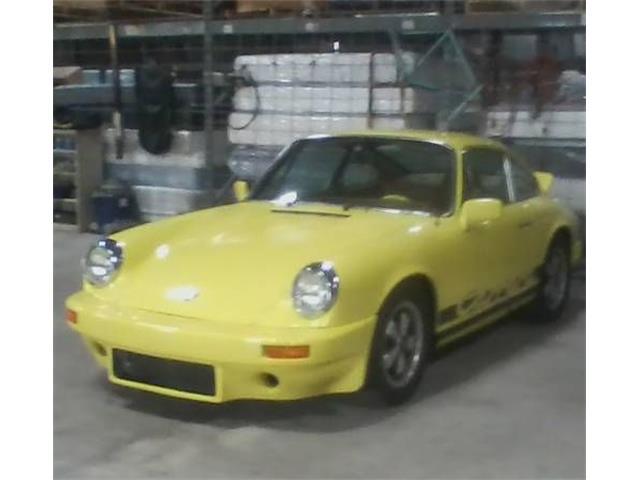 1977 Porsche 911 (CC-1439376) for sale in Cadillac, Michigan