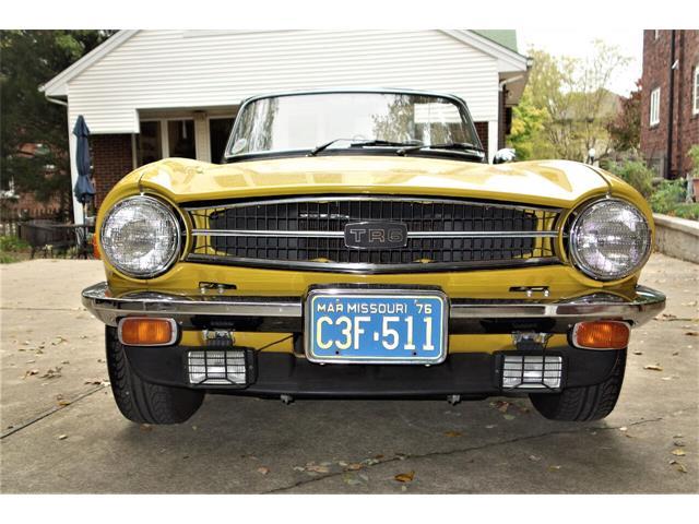 1976 Triumph TR6 (CC-1430938) for sale in St Louis, Missouri