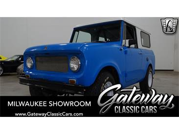 1969 International Scout (CC-1439380) for sale in O'Fallon, Illinois