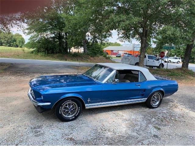 1967 Ford Mustang (CC-1439381) for sale in Cadillac, Michigan