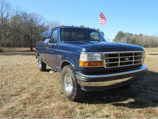 1995 Ford F250 (CC-1439382) for sale in Cadillac, Michigan