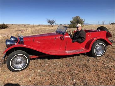 1937 Jaguar SS100 (CC-1439388) for sale in Cadillac, Michigan