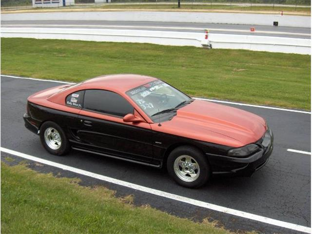1994 Ford Mustang (CC-1439390) for sale in Cadillac, Michigan