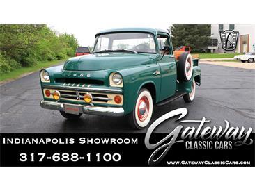 1957 Dodge D100 (CC-1439391) for sale in O'Fallon, Illinois