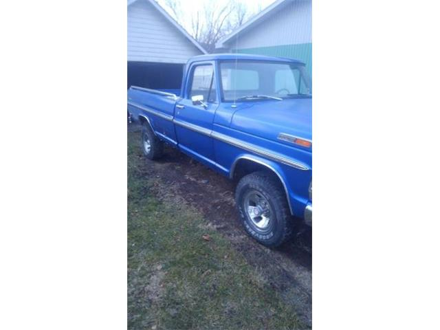 1972 Ford F100 (CC-1439392) for sale in Cadillac, Michigan