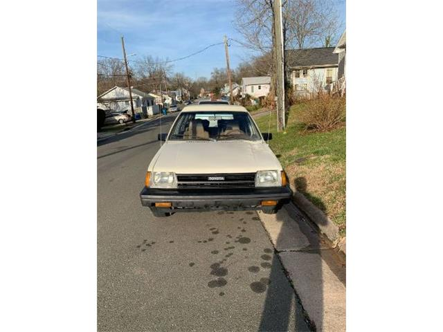 1985 Toyota Tercel (CC-1439393) for sale in Cadillac, Michigan