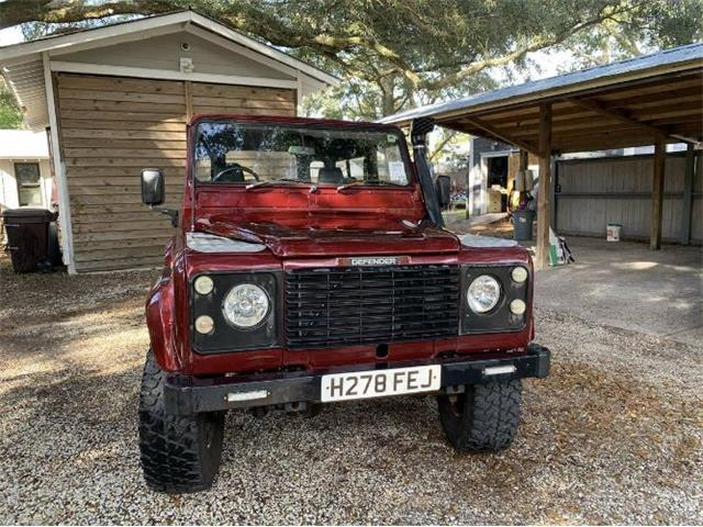 1990 Land Rover Defender (CC-1439394) for sale in Cadillac, Michigan