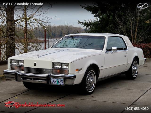 1983 Oldsmobile Toronado (CC-1439398) for sale in Gladstone, Oregon