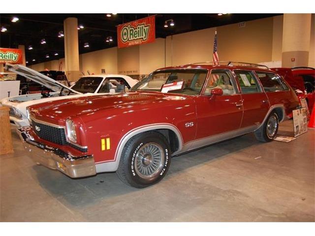 1973 Chevrolet Chevelle (CC-1439399) for sale in Cadillac, Michigan