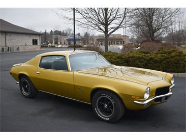 1971 Chevrolet Camaro (CC-1439408) for sale in Elkhart, Indiana