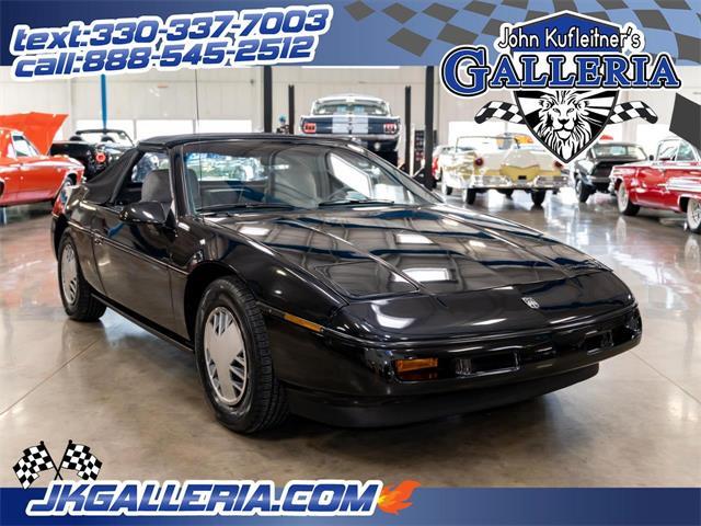 1987 Pontiac Fiero (CC-1439409) for sale in Salem, Ohio