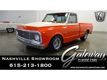 1969 Chevrolet C10 (CC-1439410) for sale in O'Fallon, Illinois