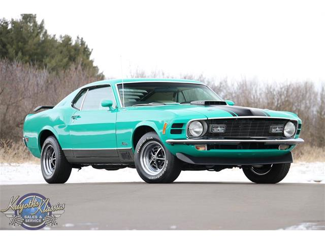 1970 Ford Mustang (CC-1439418) for sale in Stratford, Wisconsin