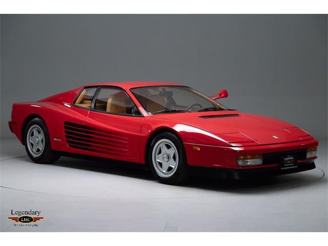 1986 Ferrari Testarossa (CC-1439420) for sale in Halton Hills, Ontario