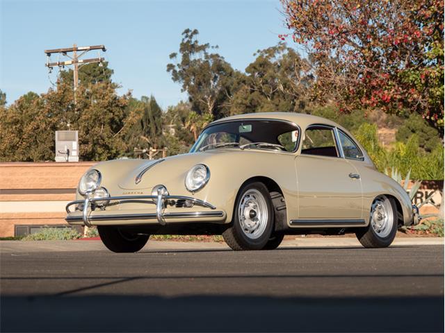 1958 Porsche 356 (CC-1439421) for sale in Fallbrook, California