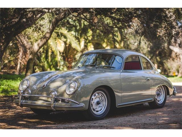 1958 Porsche 356 (CC-1439421) for sale in Fallbrook, California
