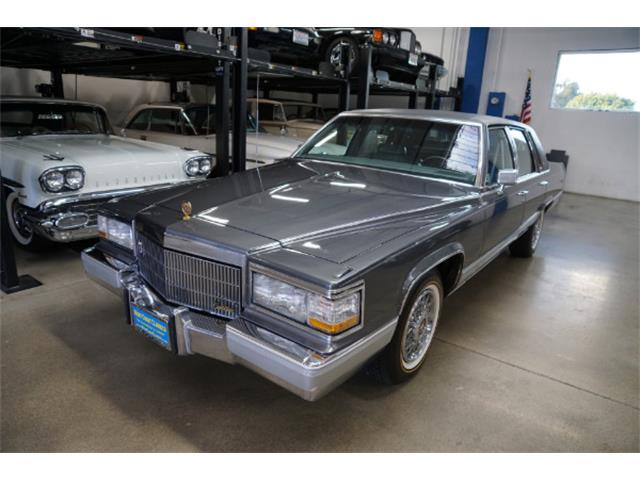 1992 Cadillac Brougham (CC-1439427) for sale in Torrance, California