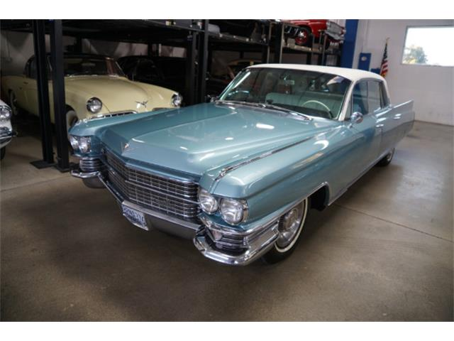 1963 Cadillac Fleetwood 60 Special (CC-1439429) for sale in Torrance, California