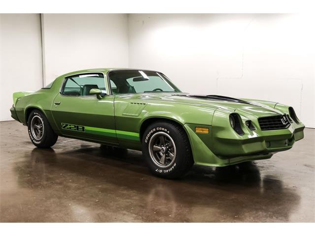 1979 Chevrolet Camaro (CC-1439433) for sale in Sherman, Texas