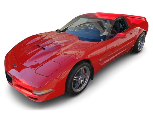 1999 Chevrolet Corvette (CC-1439435) for sale in Lake Hiawatha, New Jersey