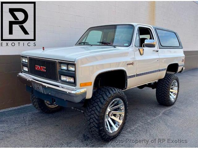1987 GMC Jimmy (CC-1439441) for sale in St. Louis, Missouri