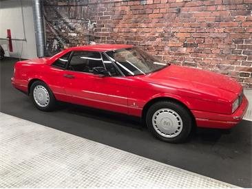 1990 Cadillac Allante (CC-1430946) for sale in Greensboro, North Carolina