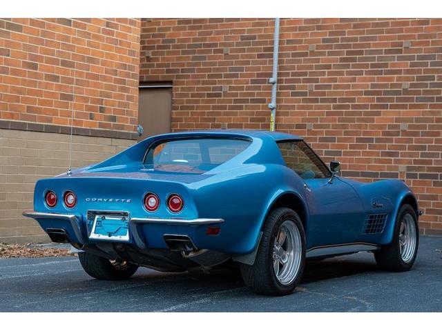 1971 Chevrolet Corvette (CC-1439461) for sale in Aiken, South Carolina