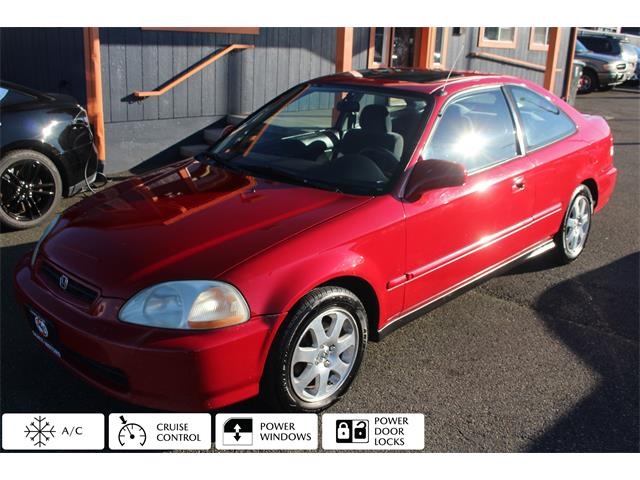 1998 Honda Civic (CC-1439464) for sale in Tacoma, Washington