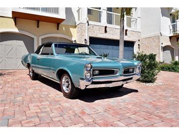 1966 Pontiac GTO (CC-1439486) for sale in Lakeland, Florida
