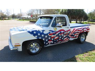 1986 Chevrolet C10 (CC-1439489) for sale in Lakeland, Florida